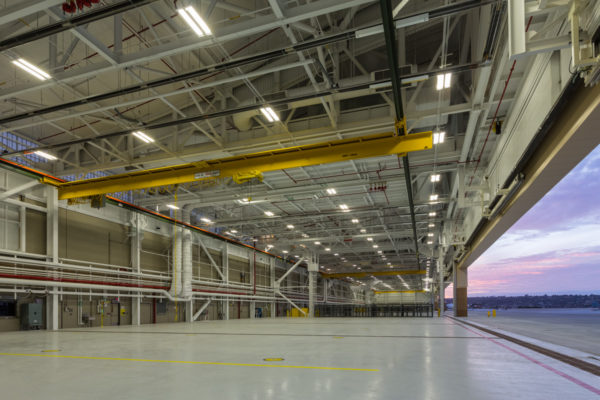 Helicopter Maintenance Facility Naval Air Station