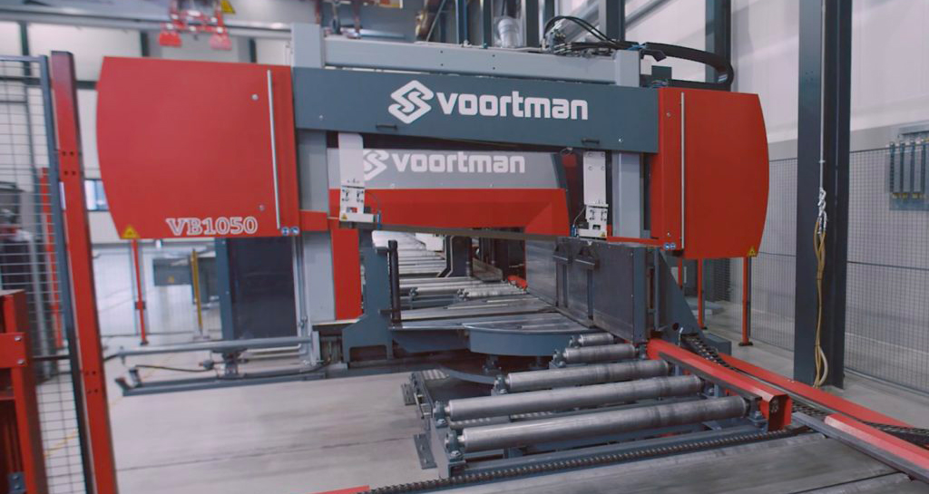 Voortman Saw Machine