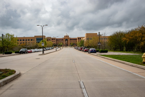 A&M Central Academic Building street view