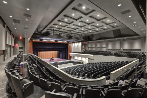 Concert Hall for Arcadia HS Performing Arts